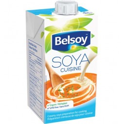 Crème de soya pour cuisiner- 250ml