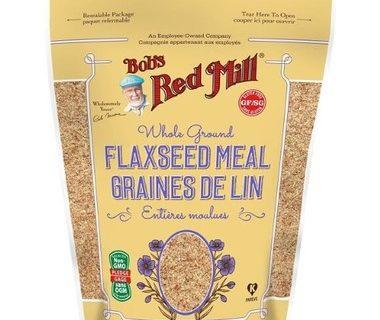 Farine de graines de lin-453g