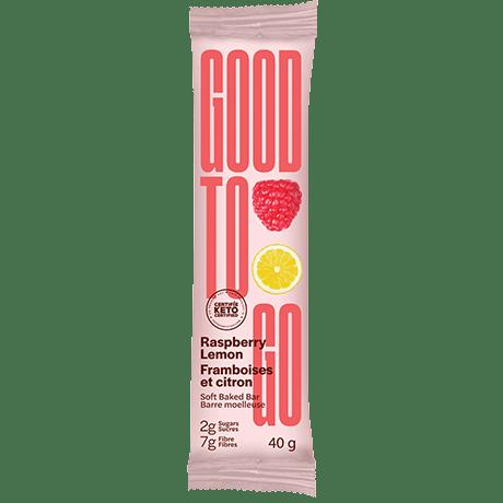 Barre framboise et citron keto- 40g