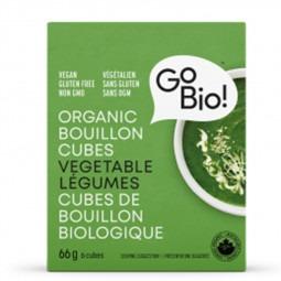 Cube bouillon légumes bio- 66g