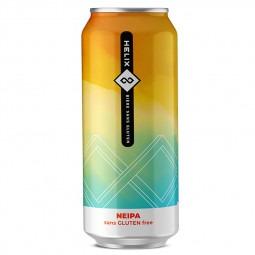 Bière sans gluten Helix Neipa- 473 ml