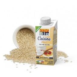 Crème riz pour cuisiner bio- 200ml