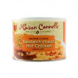 Mélange sauce sandwich chaud- 150g