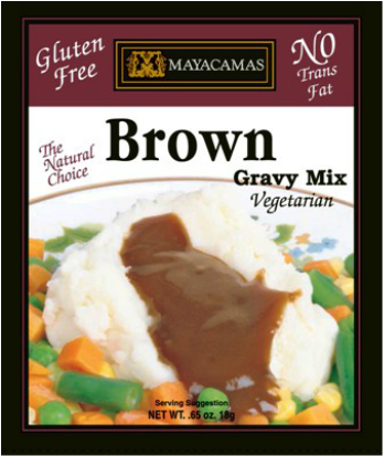 Mélange pour sauce brune- 18g