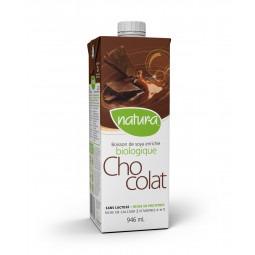 Boisson soya chocolat bio- 946ml