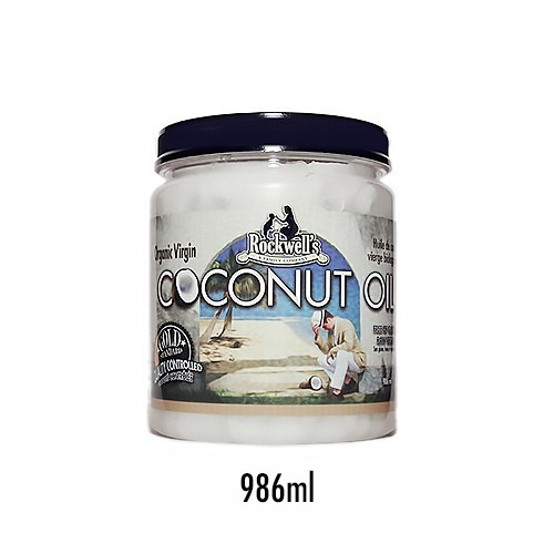 Huile de noix de coco bio-986ml