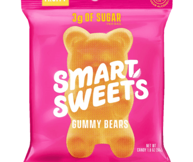 Smart sweets gummy bears- 50g