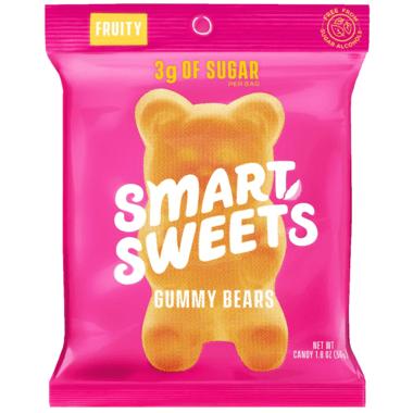 Smart sweets gummy bears- 50g