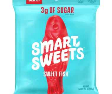 Smart sweets sweet fish- 50g