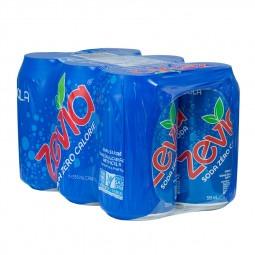 Zevia cola 6x355ml