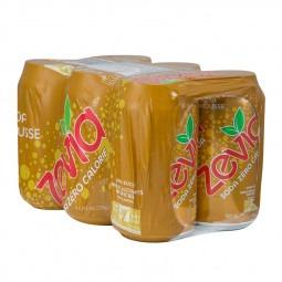 Zevia crème soda- 6x355ml