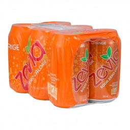 Zevia soda orange - 6x355ml