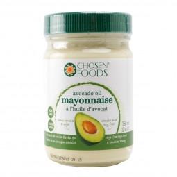 Mayonnaise huile d'avocat- 355ml